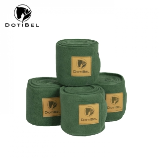 DOTIBEL Bandáže Fleece Olive